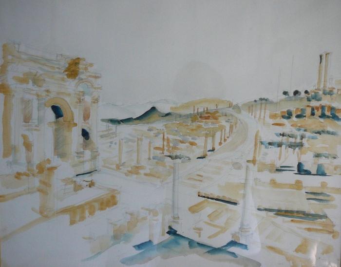 Timgad 50x 40 1979